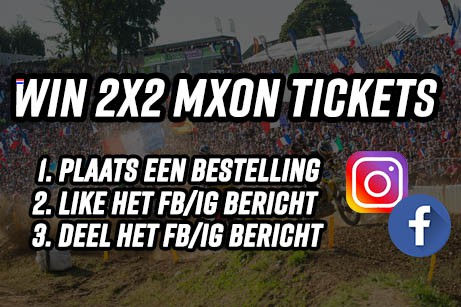Win 2x2 tickets for the MXoN at Assen!