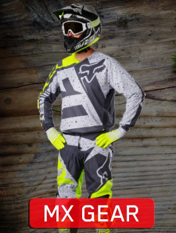 MX Gear Kerstmis