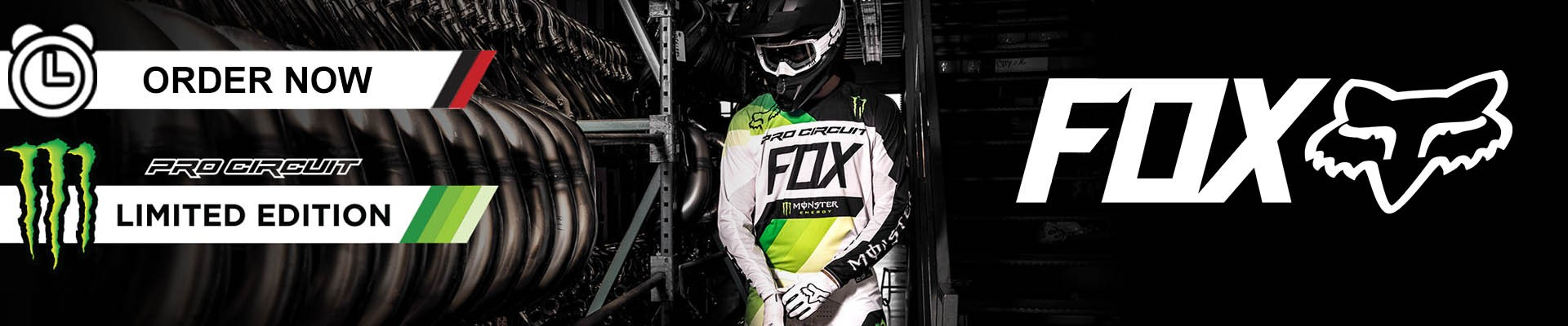 Fox LE Monster Energy PC