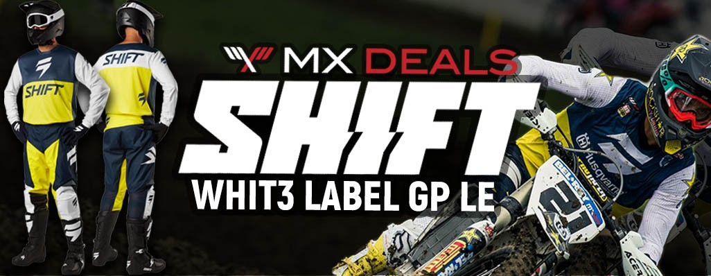 Shift WHIT3 Label GP LE