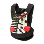 Alpinestars Bodyprotector Sequence - Zwart / Wit / Rood