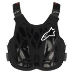 Alpinestars - A8 Light Protector - Zwart / Wit / Rood