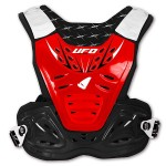 UFO - Reactor 2 Evolution Body Protector - Rood