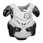 Fox Bodyprotector Airframe Pro - Zwart / Wit