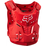 Fox Kinder Body Protector Proframe LC - Rood