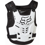 Fox Kinder Body Protector Proframe LC - Wit