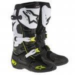 Alpinestars Crosslaarzen Tech 10 - Zwart / Wit