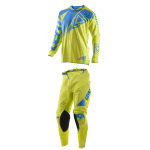 Leatt Crosskleding GPX 4.5 - Lime / Blauw