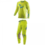 Leatt Crosskleding GPX 5.5 - Lime / Blauw