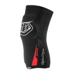 Troy Lee Designs Kinder Knie Sleeve Speed - Zwart
