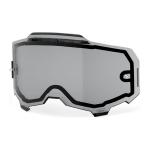 100% Armega Lens Dual Vented - Smoke