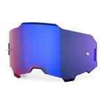 100% Armega Lens Hiper - Spiegel Blauw