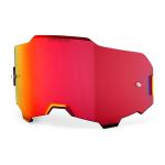 100% Armega Lens Hiper - Spiegel Rood