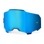 100% Armega Lens - Spiegel Blauw