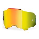100% Armega Lens - Spiegel Goud