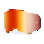 100% Armega Lens - Spiegel Rood