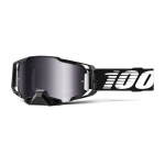 100% Crossbril Armega Black Essential - Spiegel Lens