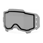 100% Lens Dual Roll-Off Forecast Armega - Smoke