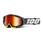 100% Crossbril Racecraft Fortis - Mirror Red Lens