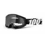 100% Crossbril Strata Outlaw - Clear Lens