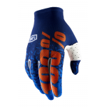 100% Crosshandschoenen Celium 2 - Flash Navy / Oranje