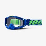100% Crossbril Racecraft Dreamflow - Clear Lens