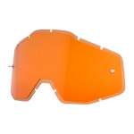 100% Lens Injected HD RC1/AC1/ST1 HD - Persimmon