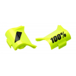 100% Vervangbare Roll-Off Kapjes Forecast - Fluo Geel