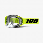 100% Crossbril Racecraft Andre - Clear Lens