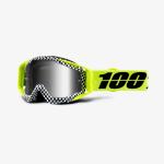 100% Crossbril Racecraft Andre - Spiegel Lens