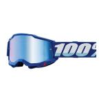 100% Crossbril Accuri 2 - Blauw - Spiegel Lens