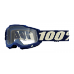 100% Crossbril Accuri 2 - Deepmarine - Clear Lens