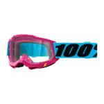 100% Crossbril Accuri 2 - Lefleur - Clear Lens