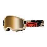 100% Crossbril Strata 2 - Kombat - Spiegel Lens