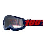 100% Crossbril Strata 2 - Masego - Clear Lens
