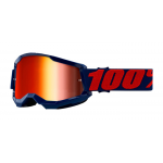 100% Crossbril Strata 2 - Masego - Spiegel Lens