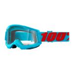100% Crossbril Strata 2 - Summit - Clear Lens