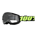 100% Crossbril Strata 2 - Upsol - Clear Lens