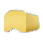 100% Lens Injected RC2/AC2/ST2 - Spiegel Goud