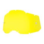 100% Lens RC2/AC2/ST2 - Geel