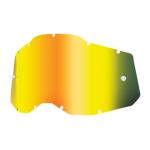 100% Lens RC2/AC2/ST2 - Spiegel Goud