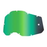 100% Lens RC2/AC2/ST2 - Spiegel Groen