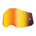 100% Lens RC2/AC2/ST2 - Spiegel Rood