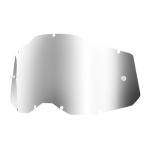 100% Lens RC2/AC2/ST2 - Spiegel Zilver