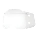 100% Lens Forecast RC2/AC2/ST2 - Clear
