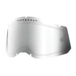 100% Lens Vented Dual RC2/AC2/ST2 - Spiegel Zilver