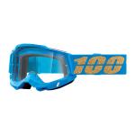 100% Crossbril Accuri 2 Waterloo - Clear Lens