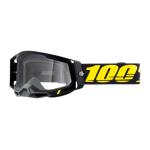 100% Crossbril Racecraft 2 Arbis - Clear Lens