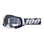 100% Crossbril Racecraft 2 Concordia - Clear Lens
