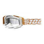 100% Crossbril Racecraft 2 Mayfair - Clear Lens